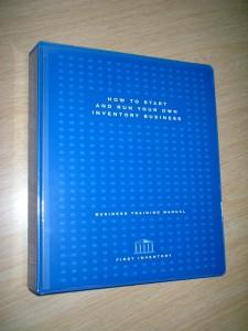 Inventory Clerk Training Manual 1